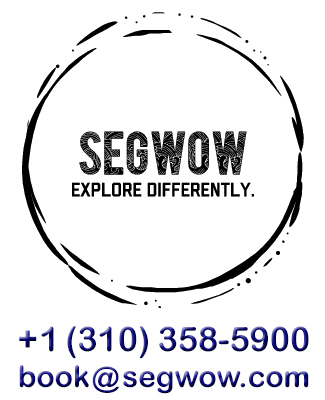 SEGWOW Original guided Segway tours Los Angeles Beverly Hills Santa Monica Venice Hollywood UCLA Malibu Griffith